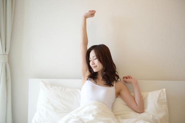 良い目覚め